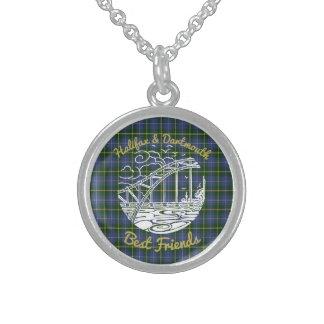 Tartan de collier de meilleurs amis de Halifax