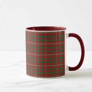 Tartan de MacKinnon de clan Mug