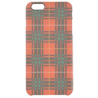 Tartan d'écossais de plaid de clan de Crosby Coque iPhone 6 Plus