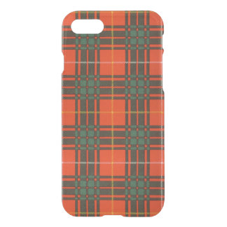 Tartan d'écossais de plaid de clan de Crosby Coque iPhone 7