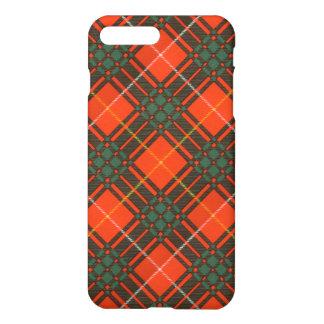 Tartan d'écossais de plaid de clan de Crosby Coque iPhone 7 Plus