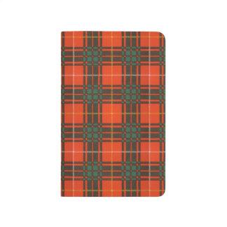 Tartan d'écossais de plaid de clan de Crosby Calepins