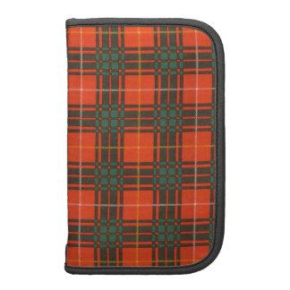 Tartan d'écossais de plaid de clan de Crosby Agendas