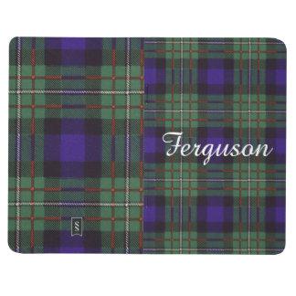 Tartan d'écossais de plaid de clan de Ferguson Carnet De Poche