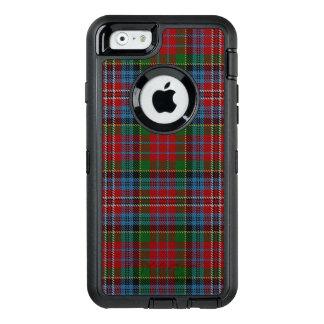 Tartan écossais de Kidd de clan Coque OtterBox iPhone 6/6s