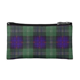 Tartan écossais de kilt de plaid de clan de Clyne Trousse De Toilette