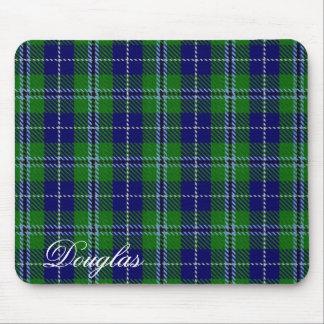 Tartan écossais majestueux de Douglas de clan Tapis De Souris