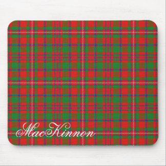 Tartan écossais majestueux de MacKinnon de clan Tapis De Souris