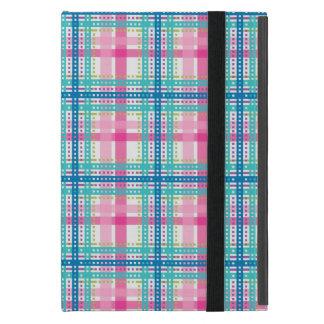 Tartan, motif de plaid coque iPad mini