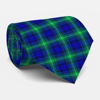 Tartan ringard de maths de premier plaid de cravates