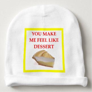 tarte de citron bonnet de bébé