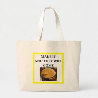 tarte de citrouille grand sac
