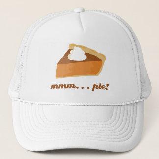 Tarte de citrouille -… tarte mmm ! casquette