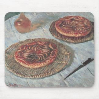 Tartes de fruit de Claude Monet |, 1882 Tapis De Souris