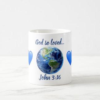 Tasse 16 de John 3