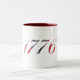 Tasse 1776 patriotique
