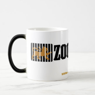 Tasse 1 de gardien du zoo