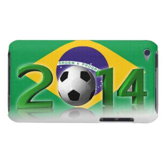 Tasse 2014 du football étuis iPod touch