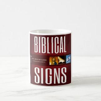Tasse 2018 biblique du logo #2 des signes ITH