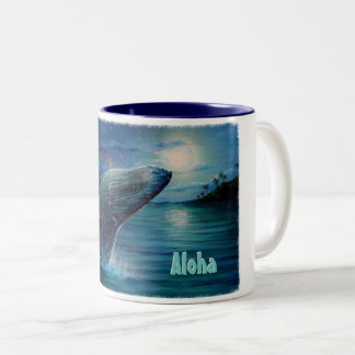 Tasse 2 Couleurs Aloha