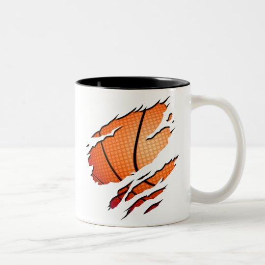 Tasse 2 Couleurs Basketball