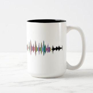 Tasse 2 Couleurs Bruit de beauté