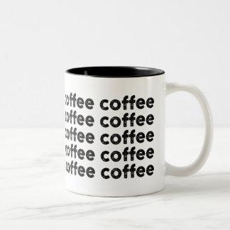 Tasse 2 Couleurs café de café de café de café