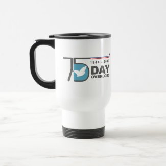 Tasse 2 Couleurs D-Day Overlord 1944 2019