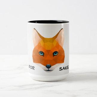 Tasse 2 Couleurs Dans l'intéret de renard