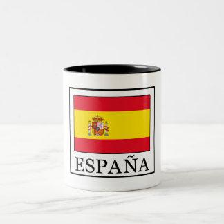 Tasse 2 Couleurs España