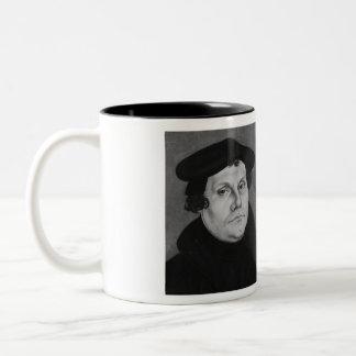 Tasse 2 Couleurs J'ai tellement pour faire Martin Luther