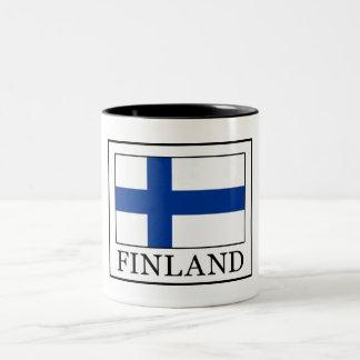 Tasse 2 Couleurs La Finlande
