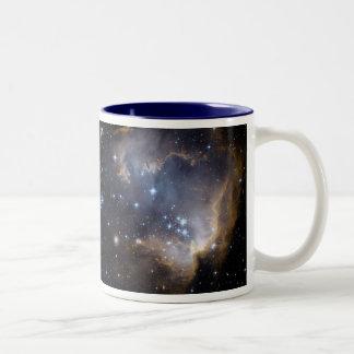 Tasse 2 Couleurs La NASA intelligente d'étoiles de NGC 602