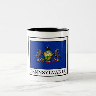 Tasse 2 Couleurs La Pennsylvanie