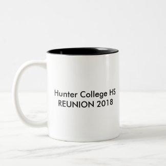 Tasse 2 Couleurs La Réunion 2018 de HCHS