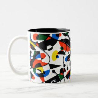Tasse 2 Couleurs le mug/boudent 2 colors, Nécessitent encore, le