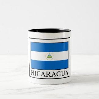 Tasse 2 Couleurs Le Nicaragua