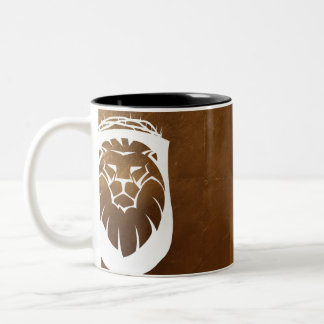 Tasse 2 Couleurs Lion de Judah