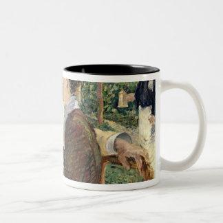 Tasse 2 Couleurs Manet | le jardin de Pere Lathuille, 1879