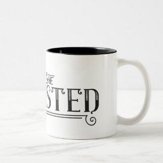 Tasse 2 Couleurs Néanmoins… (Tasse de café)