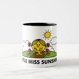 Tasse 2 Couleurs Petite Mlle Sunshine | de nouveau à la nature