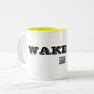 Tasse 2 Couleurs Réveillez-vous !