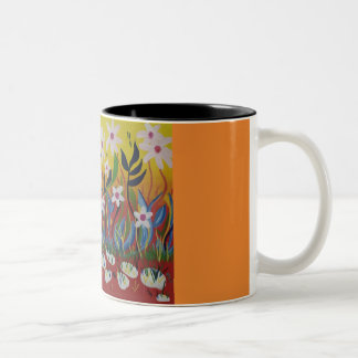 Tasse 2 Couleurs Souffle de couleurs pour rendre votre jour plus