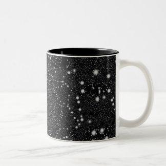 Tasse 2 Couleurs Univers de galaxie de l'espace d'étoiles