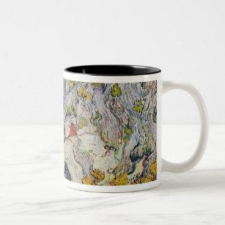 Tasse 2 Couleurs Vincent van Gogh | le ravin du Peyroulets