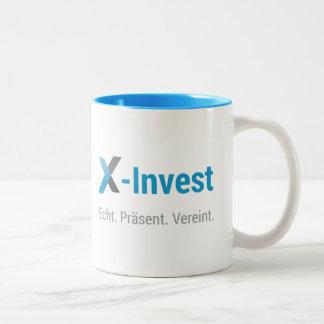 Tasse 2 Couleurs X-Invest