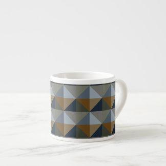Tasse à la mode moderne de café express de