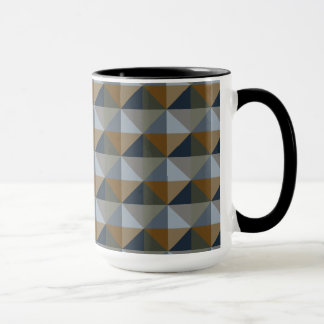 Tasse à la mode moderne de sonnerie de triangle de