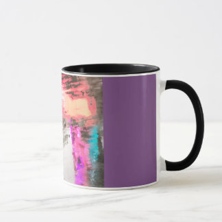 Tasse abstraite de Coffe