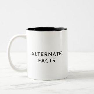 Tasse alternative de faits